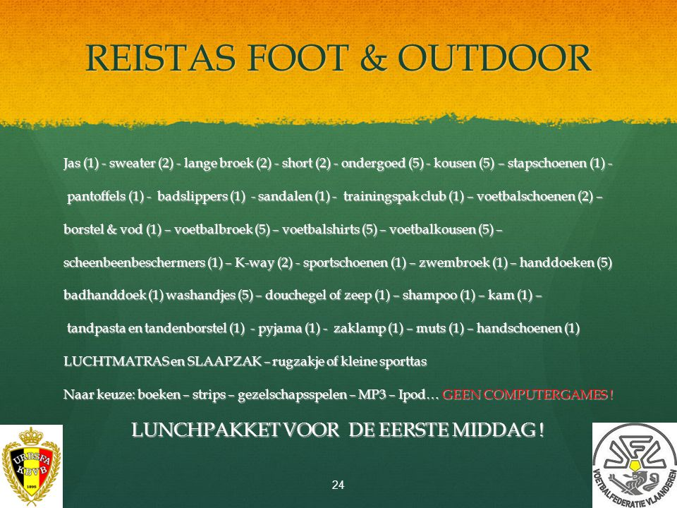 REISTAS FOOT & OUTDOOR