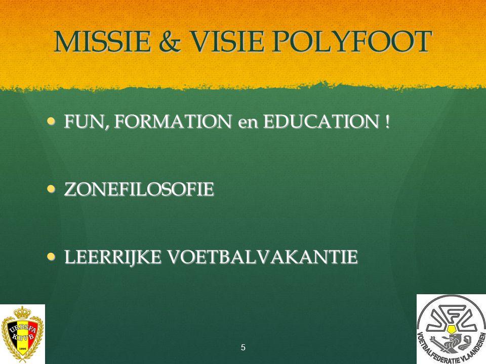 MISSIE & VISIE POLYFOOT