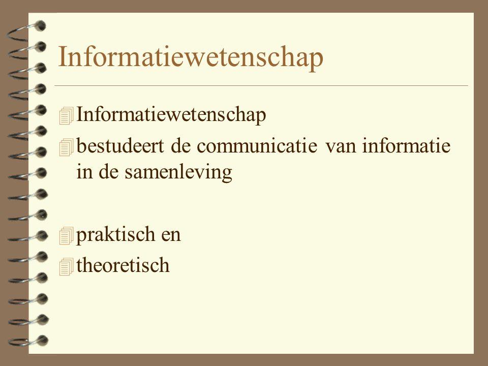 Informatiewetenschap