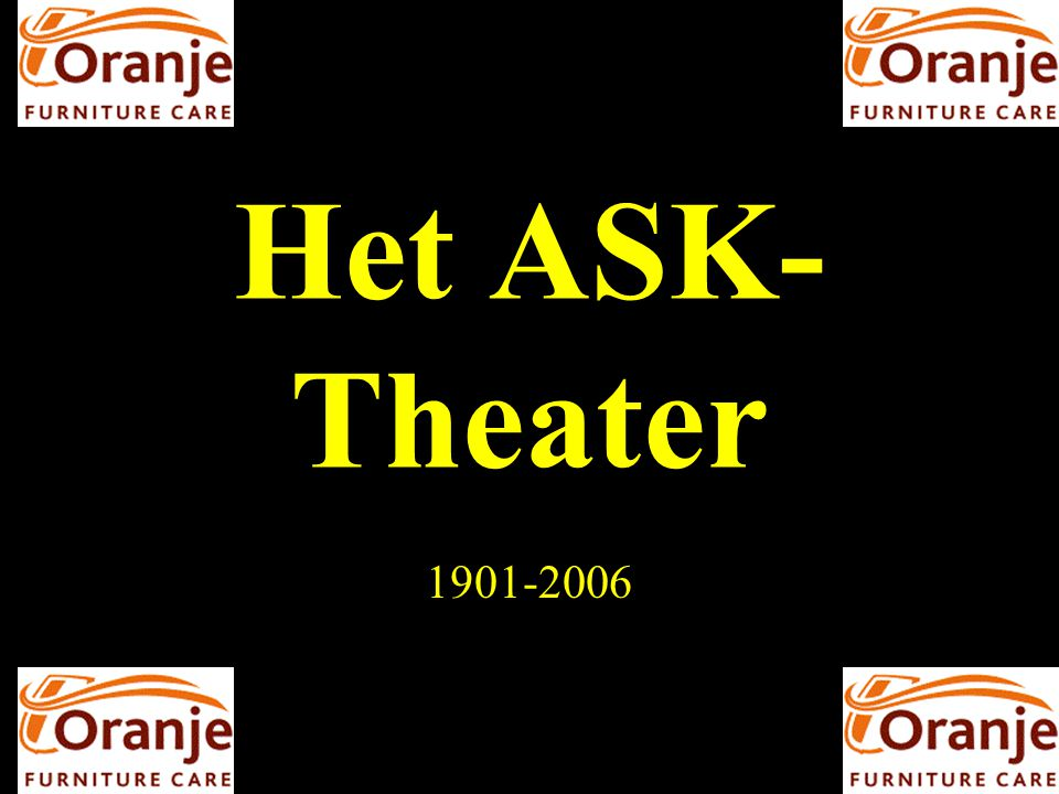 Het ASK-Theater 1901-2006