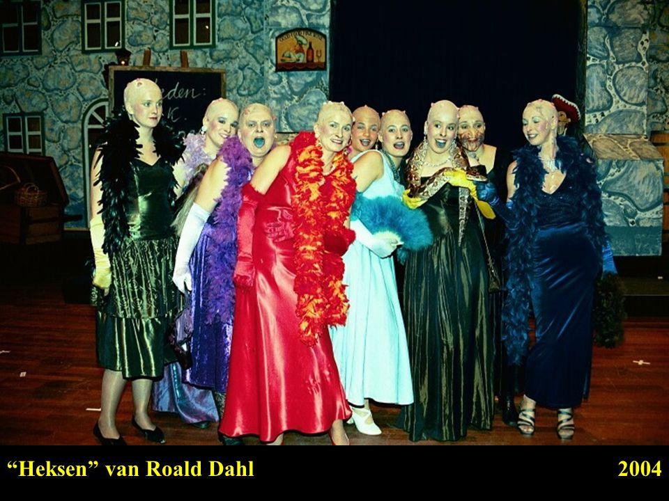 Heksen van Roald Dahl