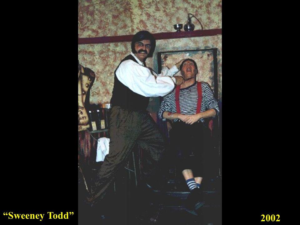 Sweeney Todd 2002