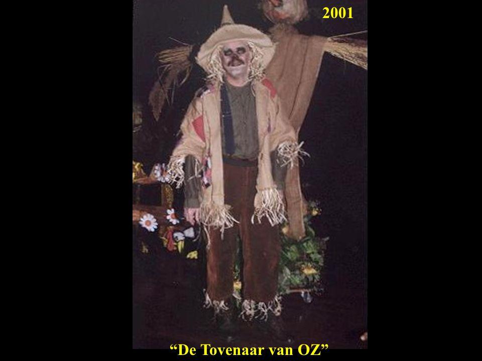 2001 De Tovenaar van OZ