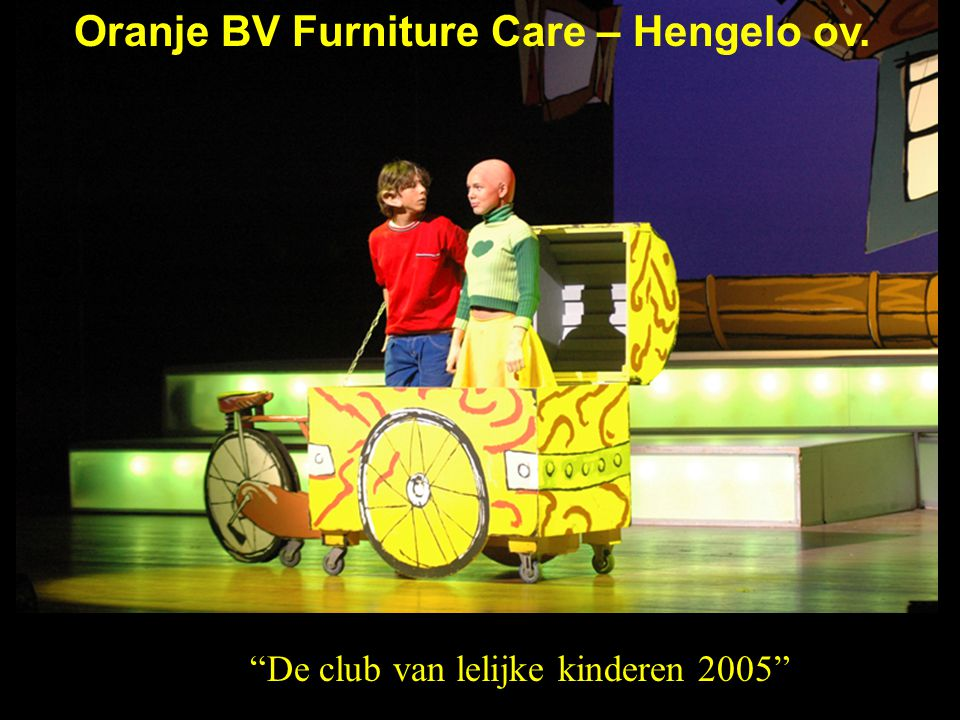 Oranje BV Furniture Care – Hengelo ov.