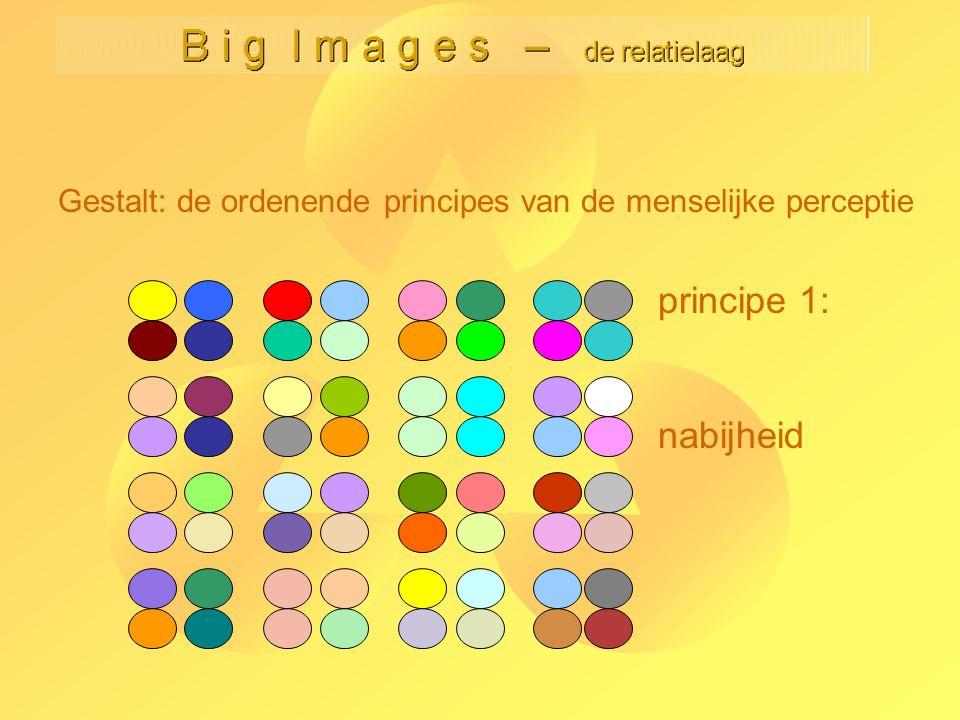 Gestalt: de ordenende principes van de menselijke perceptie