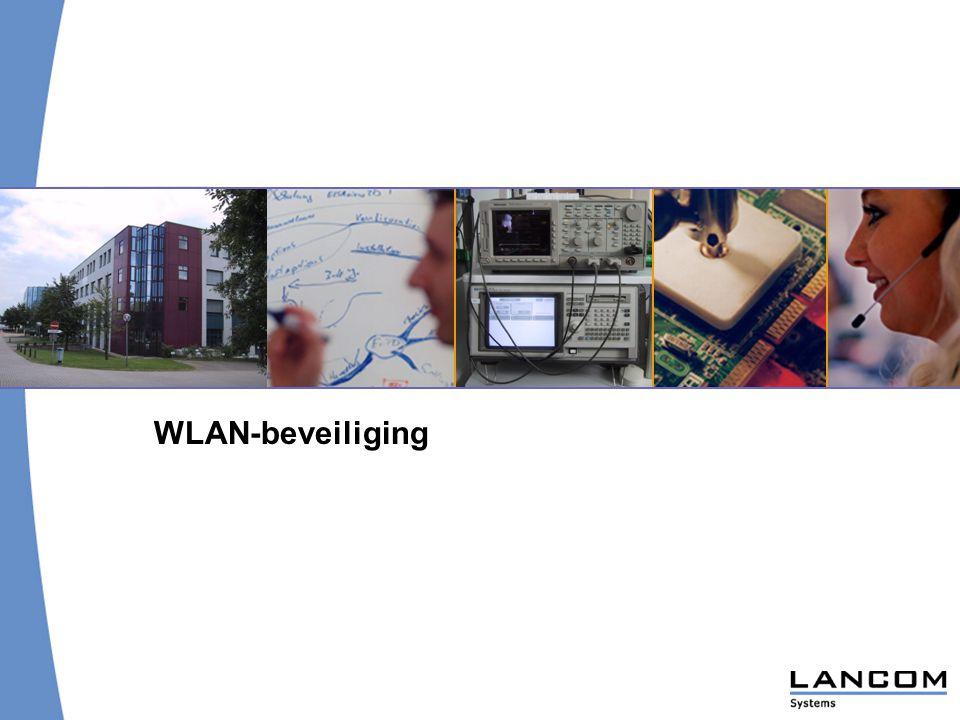 WLAN-beveiliging