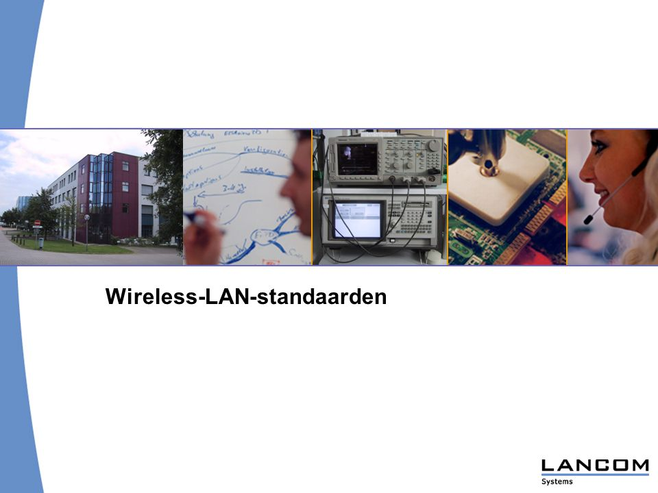 Wireless-LAN-standaarden