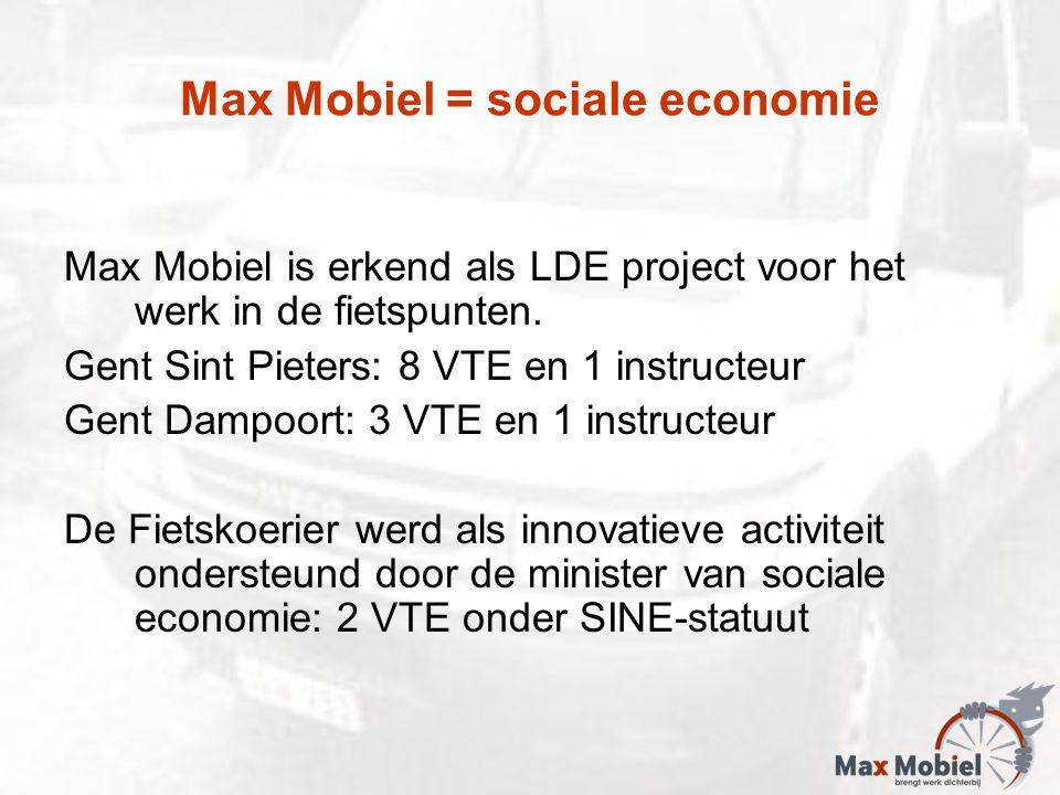 Max Mobiel = sociale economie
