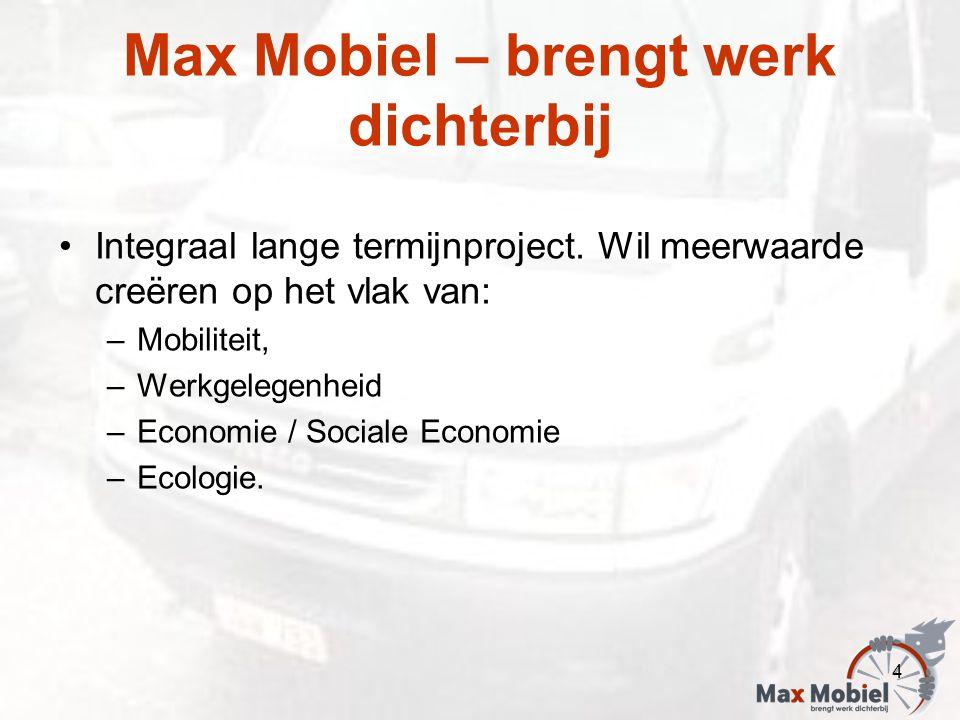 Max Mobiel – brengt werk dichterbij