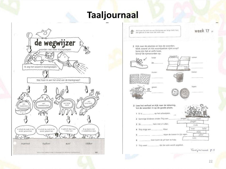 Taaljournaal
