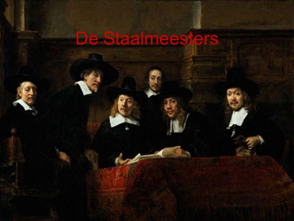 De Staalmeesters
