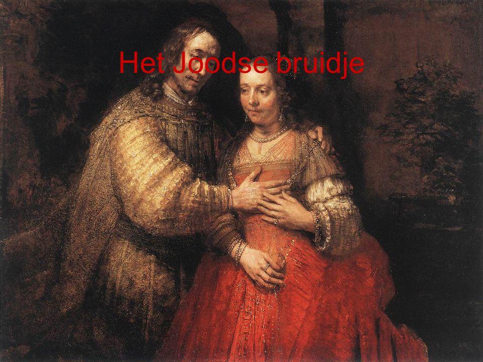 Het Joodse bruidje