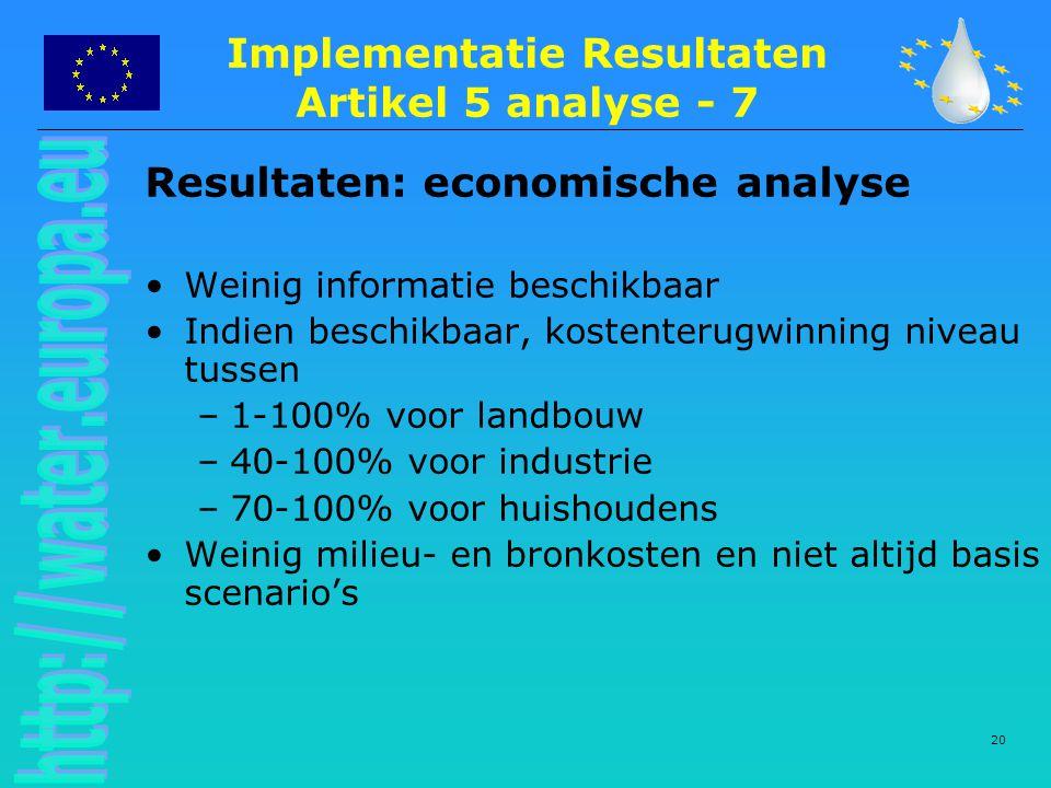 Implementatie Resultaten Artikel 5 analyse - 7