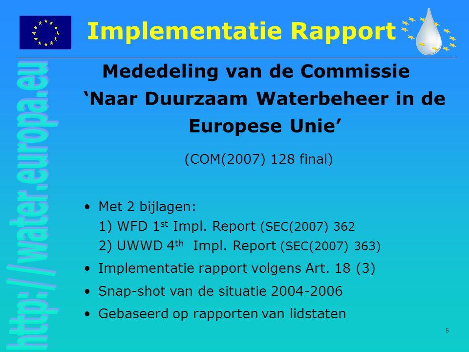 Implementatie Rapport