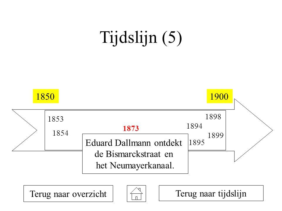 Eduard Dallmann ontdekt