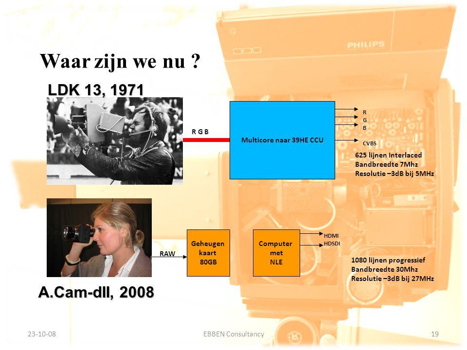 Waar zijn we nu LDK 13, 1971 A.Cam-dII, 2008 4-4-2017