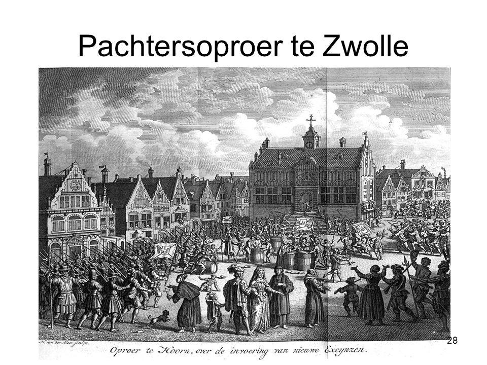 Pachtersoproer te Zwolle