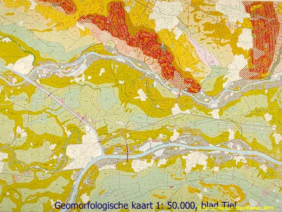 Geomorfologische kaart 1: 50.000, blad Tiel