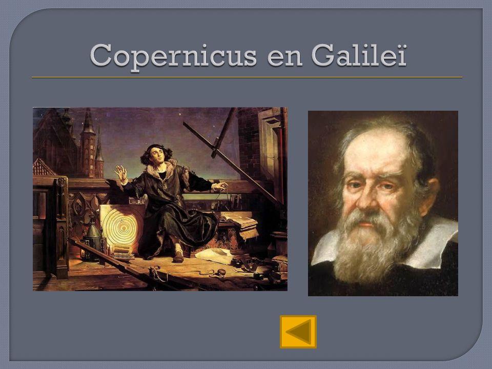 Copernicus en Galileï