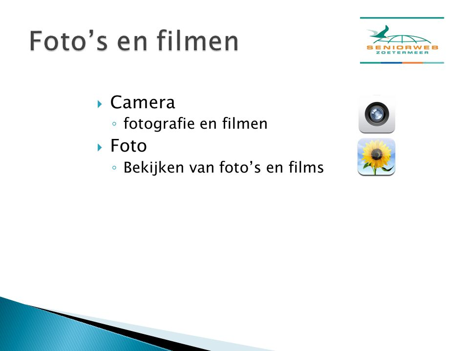 Foto's en filmen Camera Foto fotografie en filmen