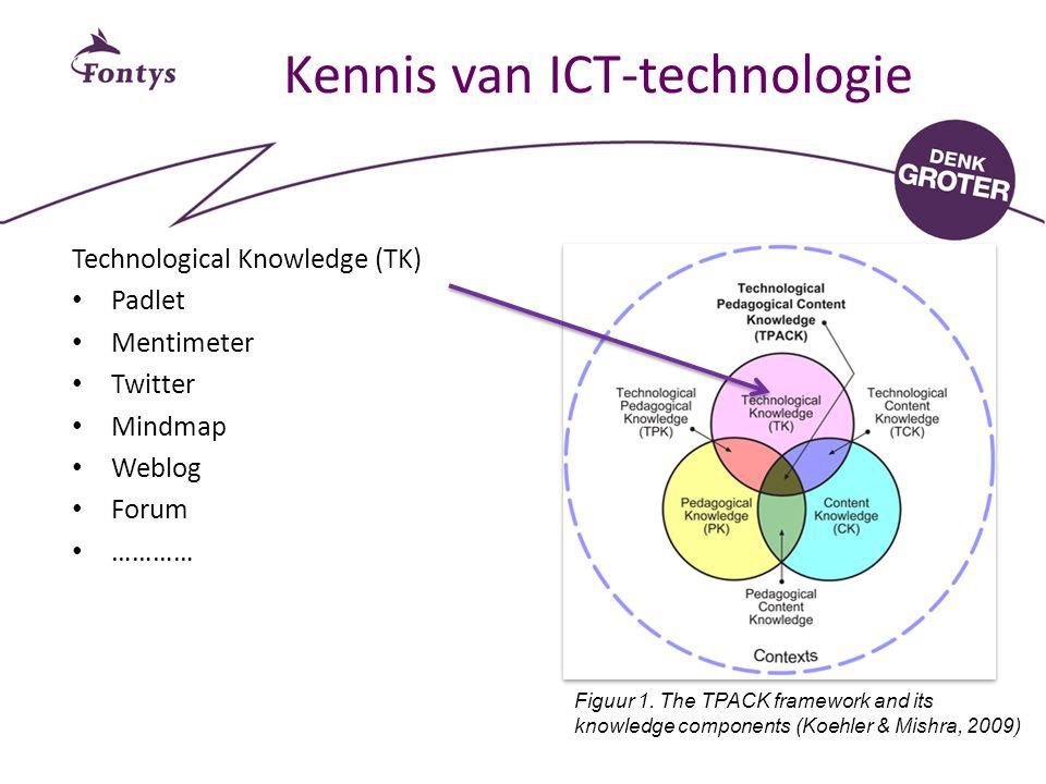 Kennis van ICT-technologie
