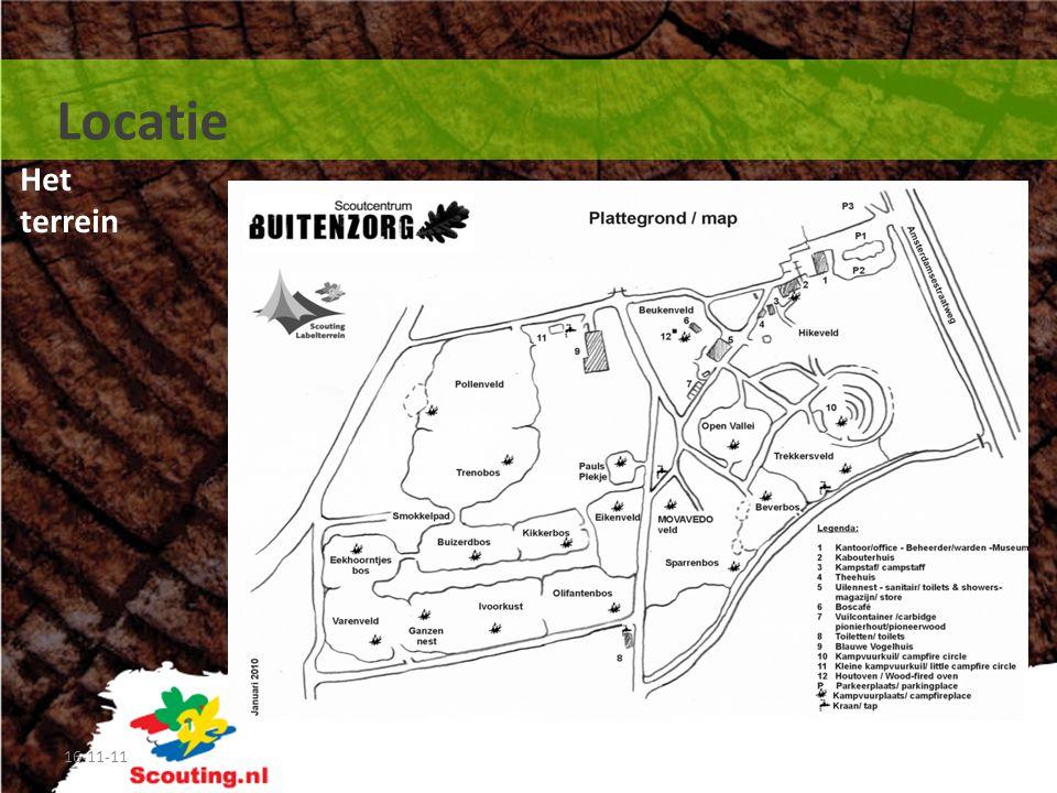 Locatie Het terrein 16-11-11