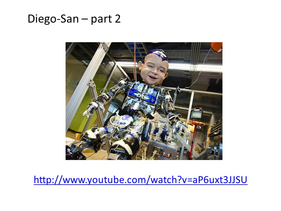 Diego-San – part 2 http://www.youtube.com/watch v=aP6uxt3JJSU