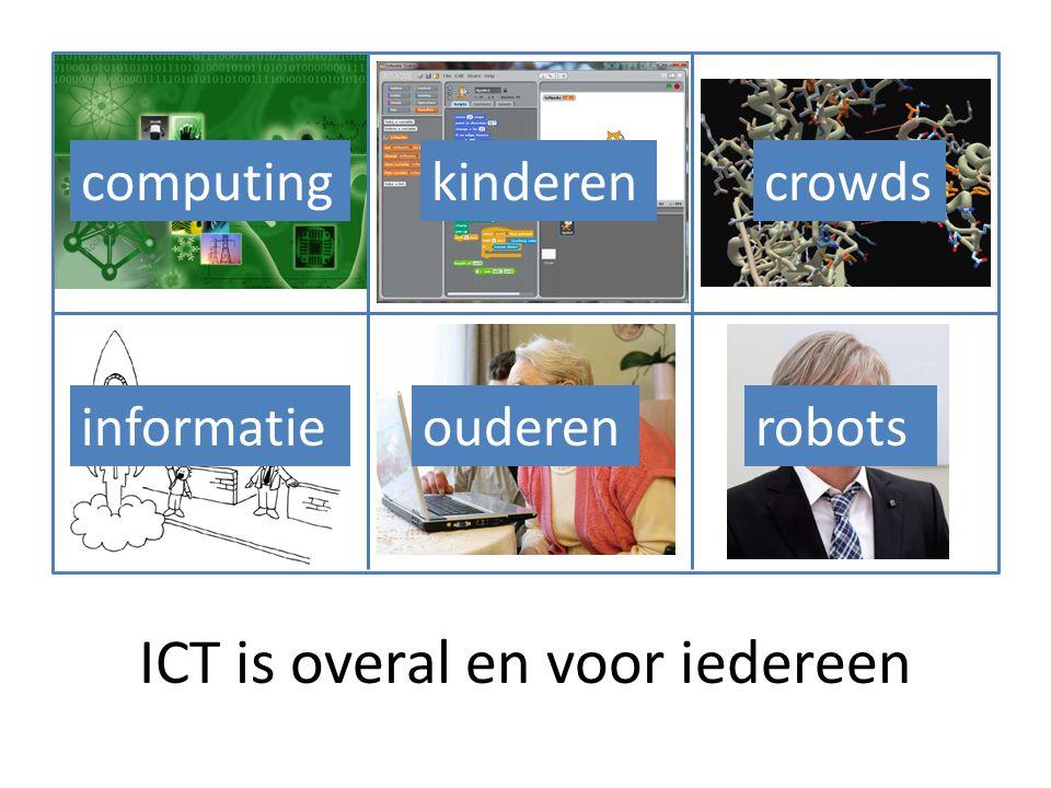 ICT is overal en voor iedereen