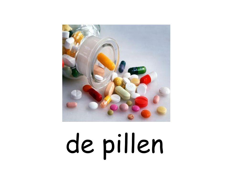 de pillen