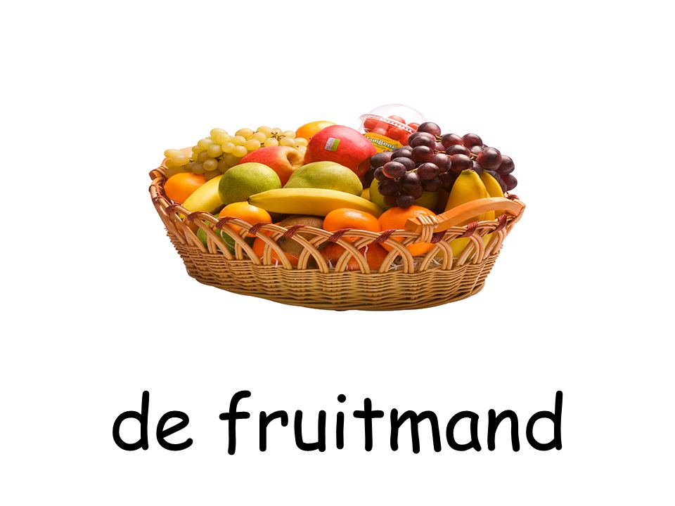 de fruitmand