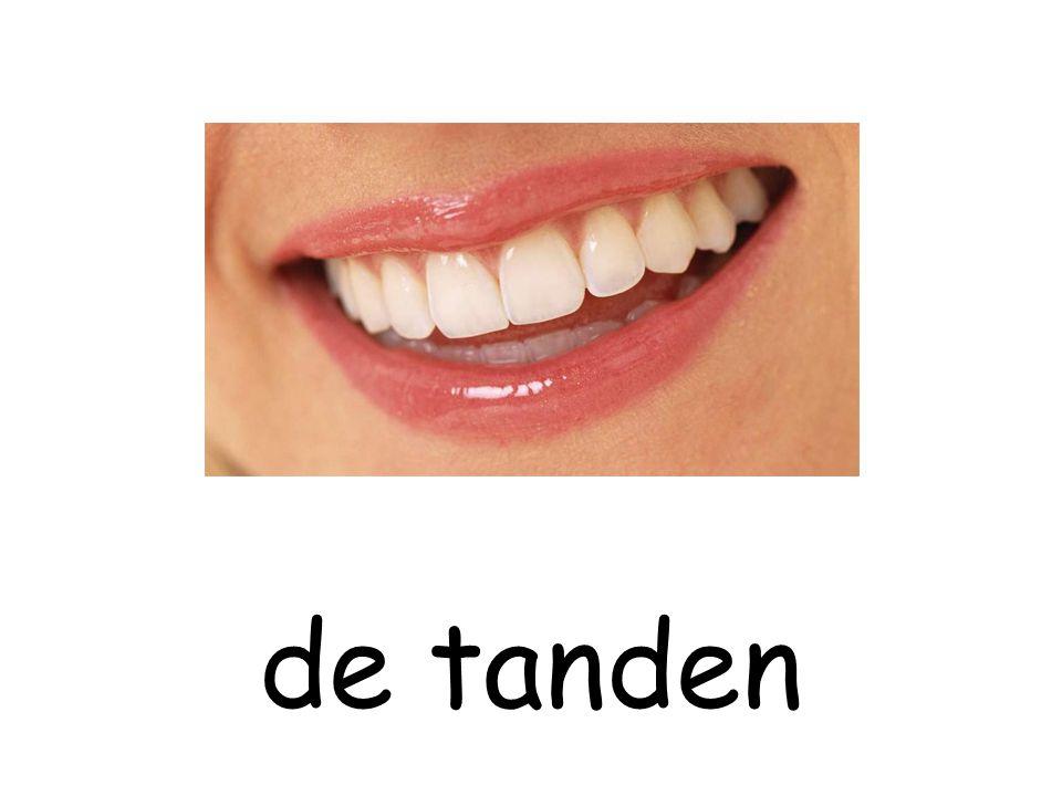 de tanden