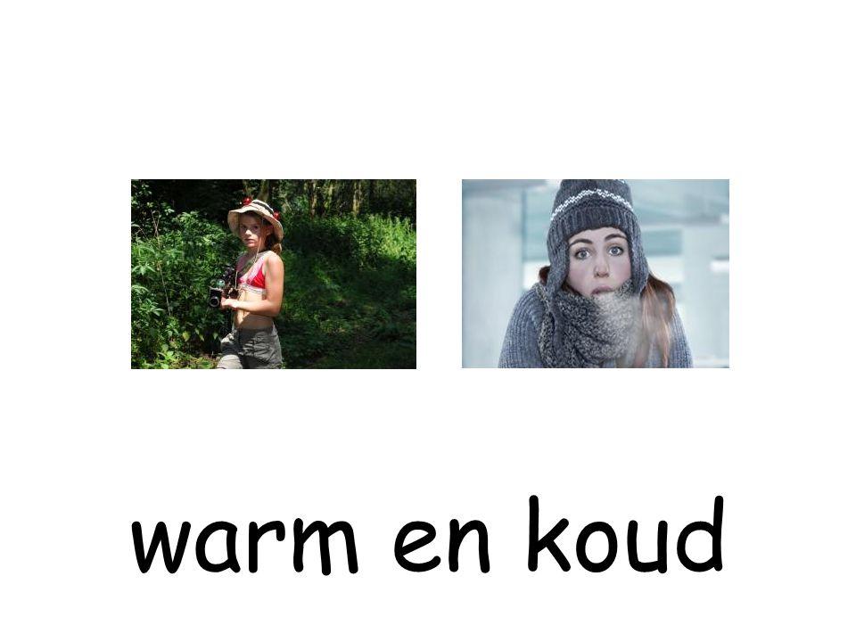 warm en koud