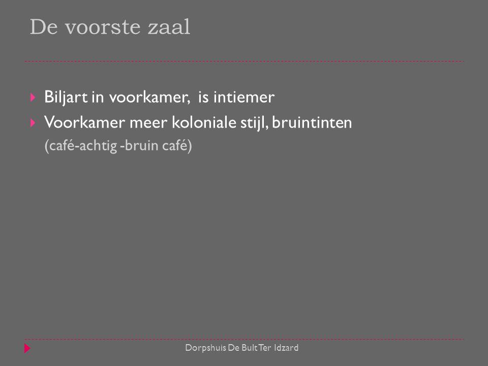 Dorpshuis De Bult Ter Idzard