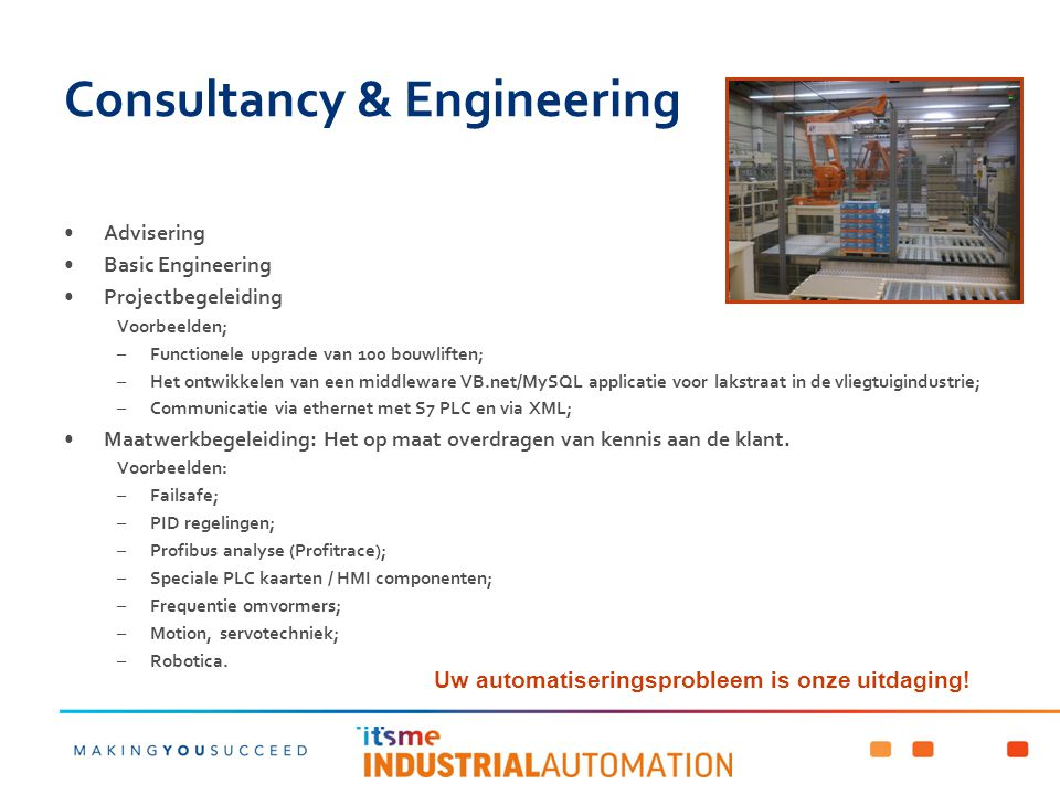Consultancy & Engineering