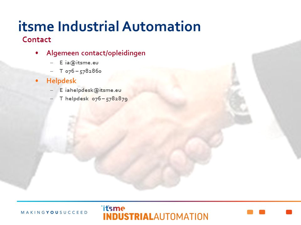 itsme Industrial Automation