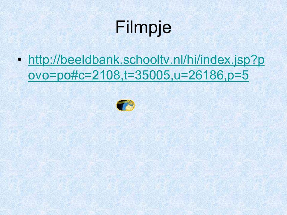 Filmpje http://beeldbank.schooltv.nl/hi/index.jsp povo=po#c=2108,t=35005,u=26186,p=5