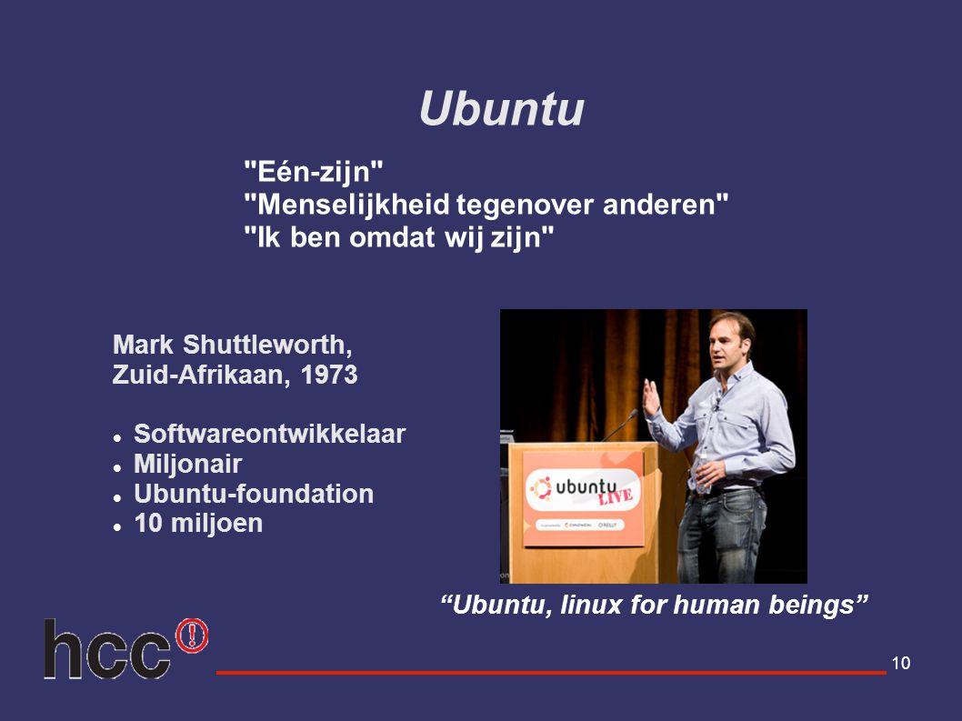Ubuntu Eén-zijn Menselijkheid tegenover anderen