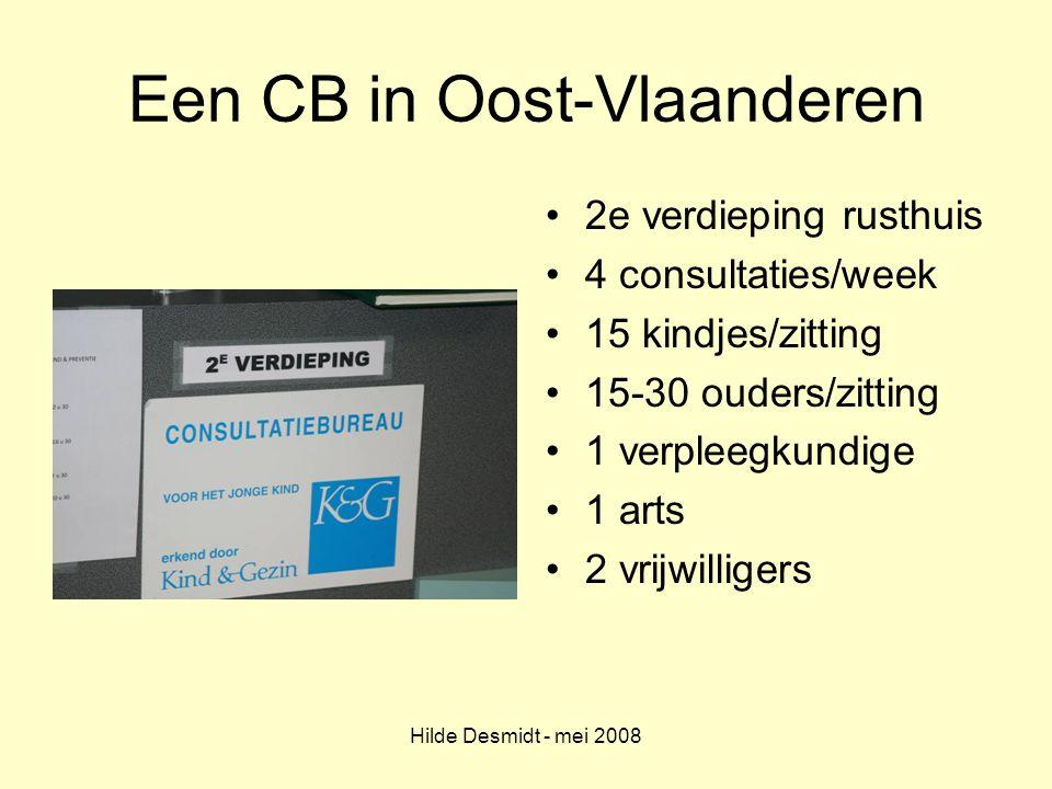Een CB in Oost-Vlaanderen