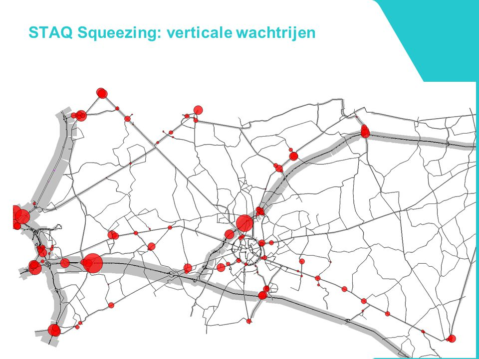 STAQ Squeezing: verticale wachtrijen