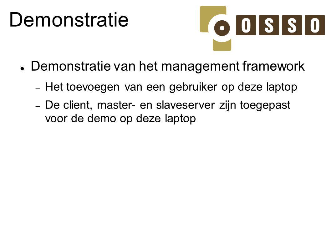 Server management framework ppt download - Het creeren van een master suite ...