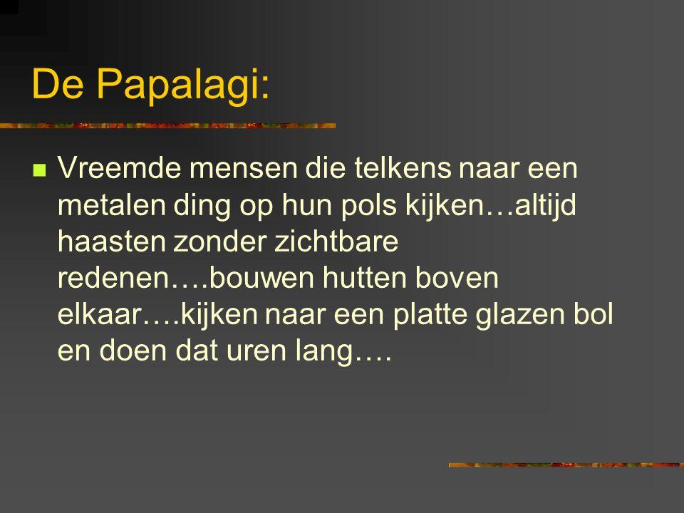 De Papalagi: