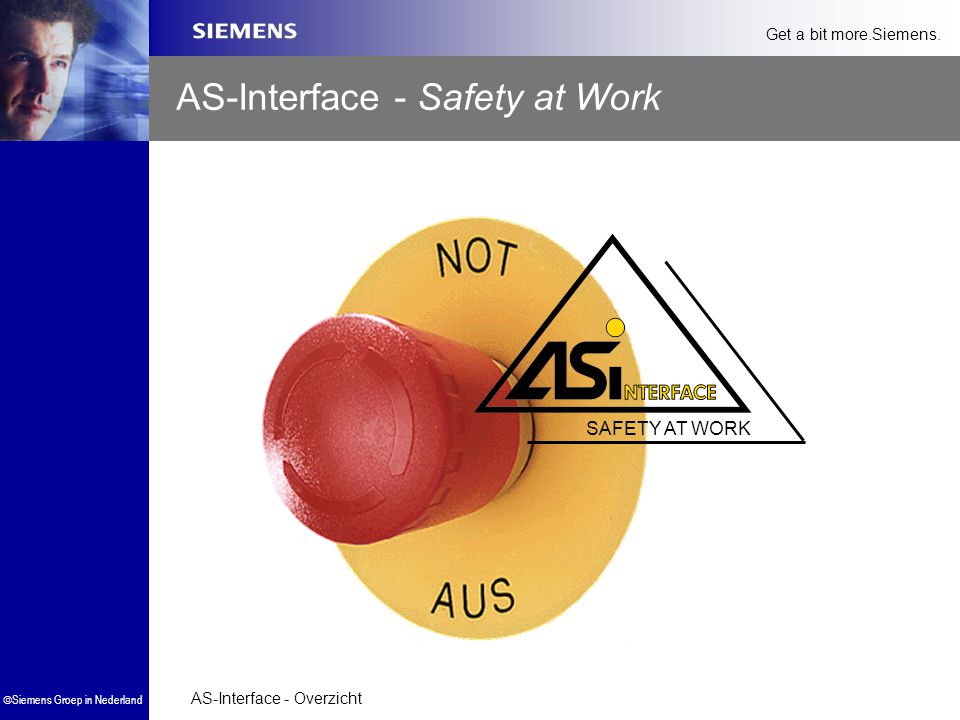 AS-Interface - Safety at Work