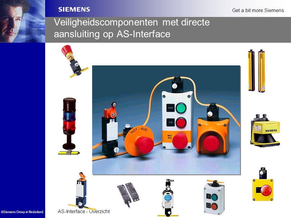 Veiligheidscomponenten met directe aansluiting op AS-Interface