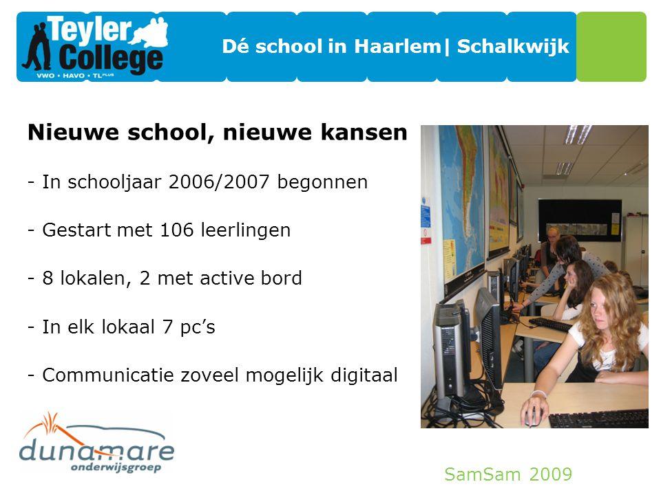 Dé school in Haarlem| Schalkwijk