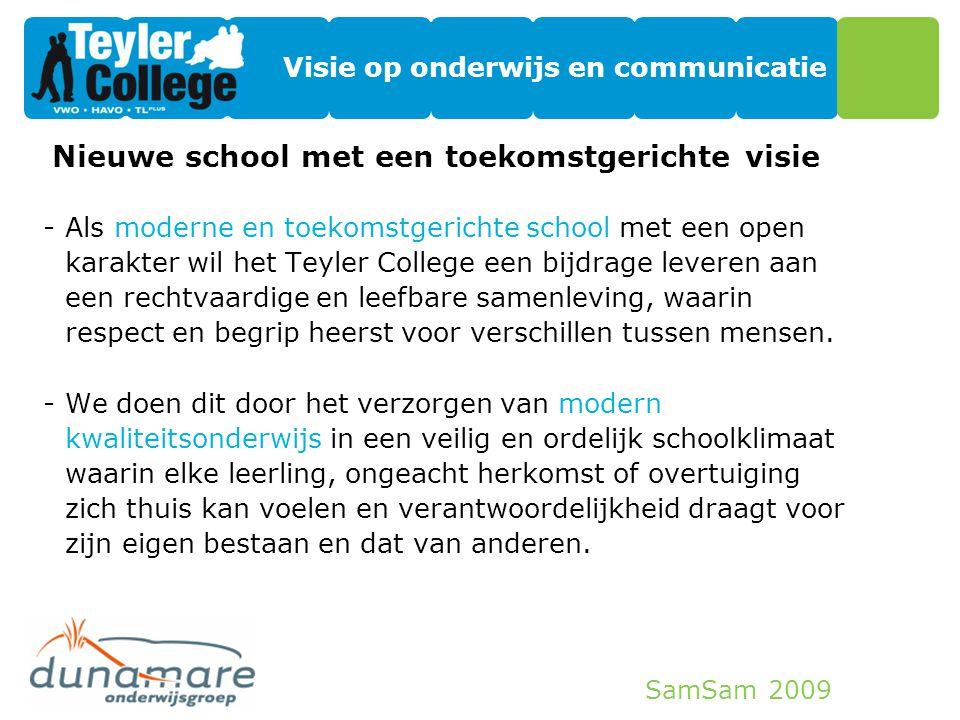 Visie op onderwijs en communicatie
