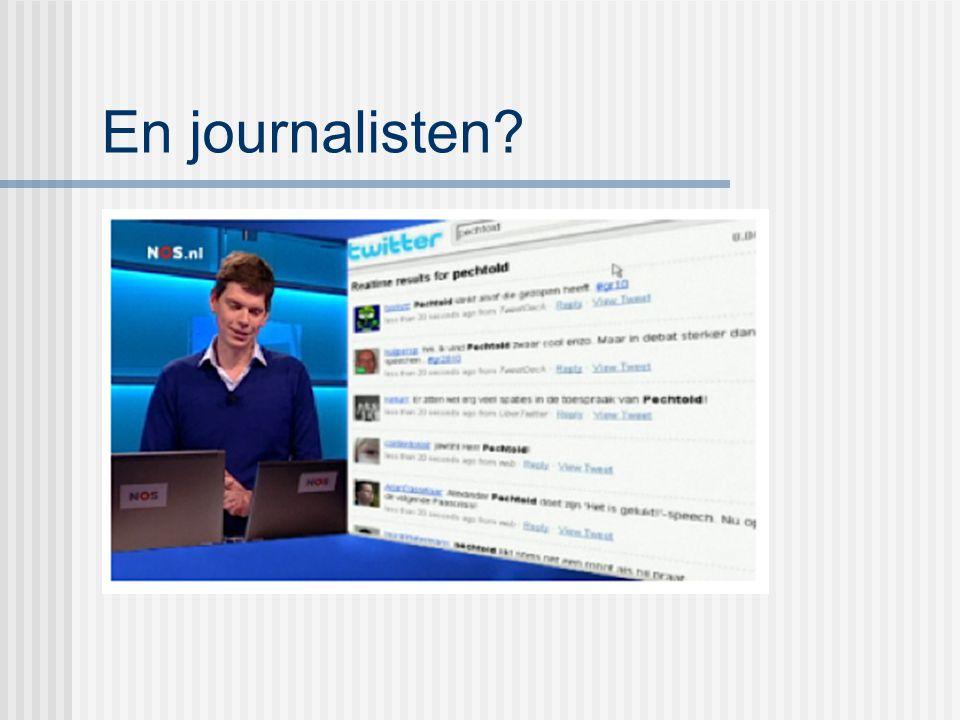 En journalisten
