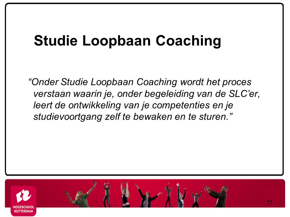 Studie Loopbaan Coaching