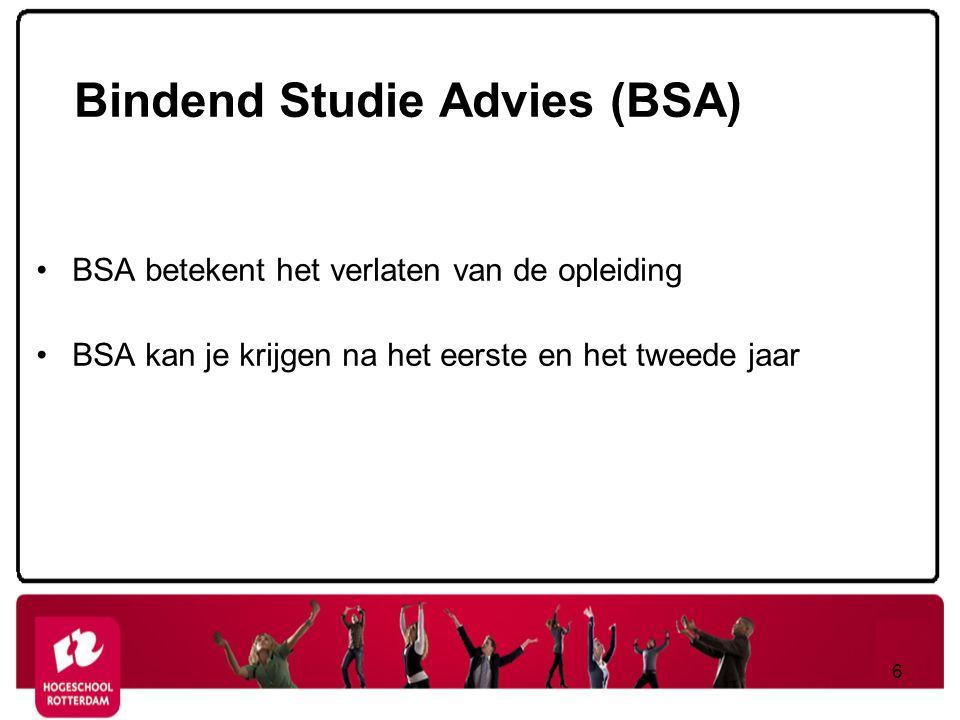 Bindend Studie Advies (BSA)