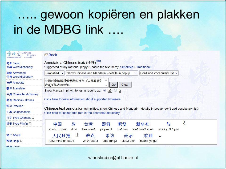 ….. gewoon kopiëren en plakken in de MDBG link ….