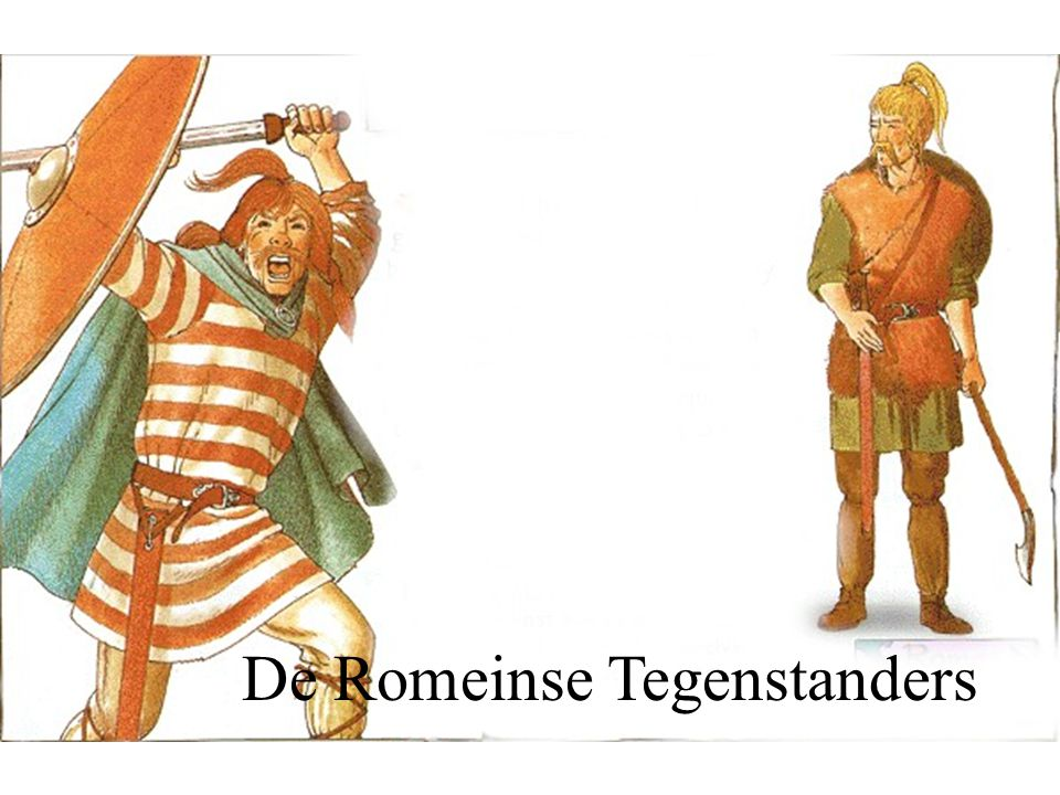 De Romeinse Tegenstanders